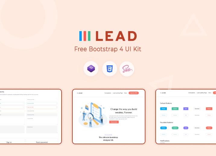 Lead UI